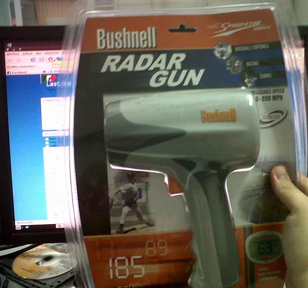 Pistola radar