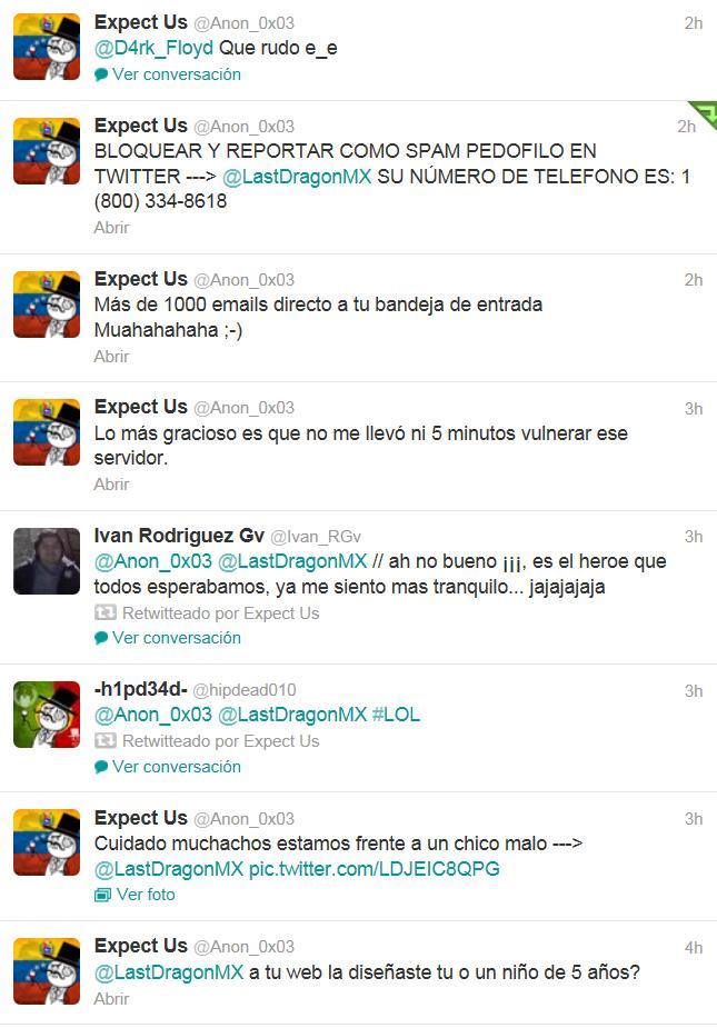 Hackean www.campeche.gob.mx