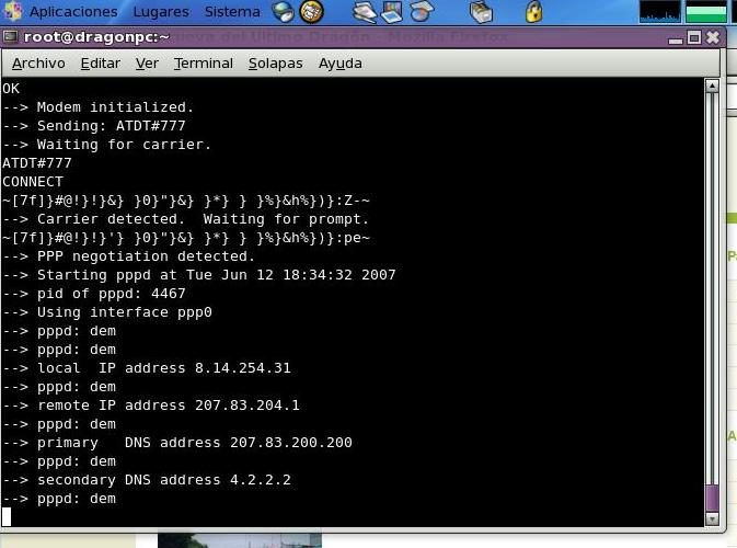 Bam en Linux