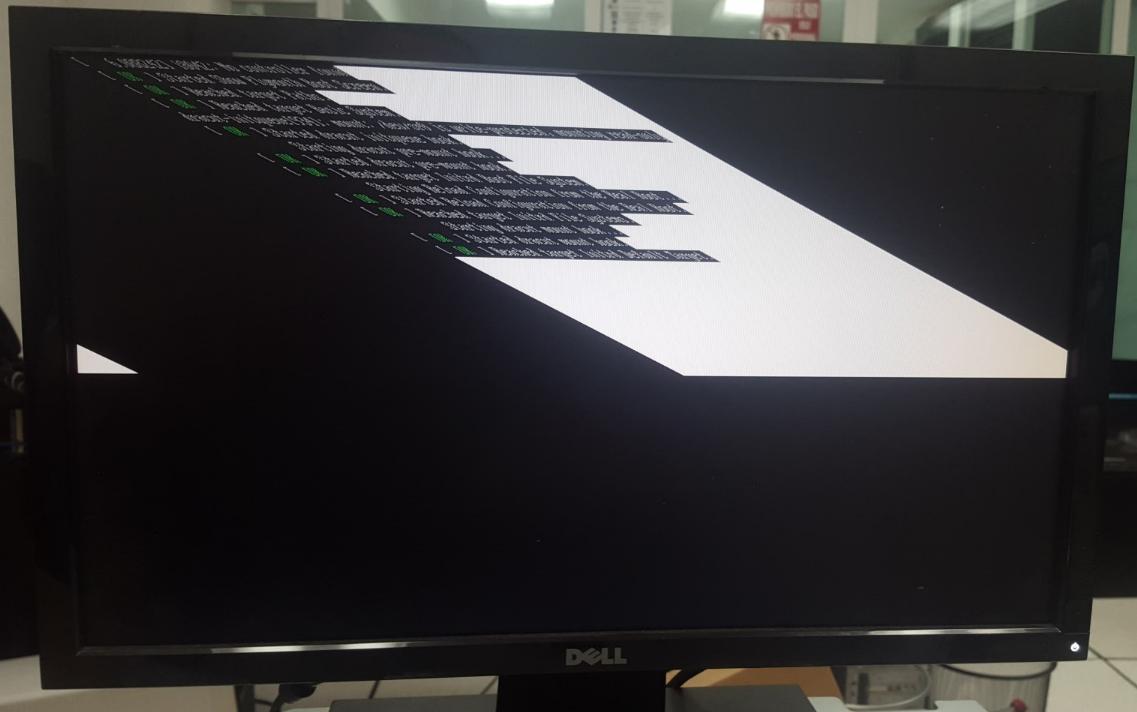 Instalando CentOS 7 en un Dell R730 con fallo de vídeo