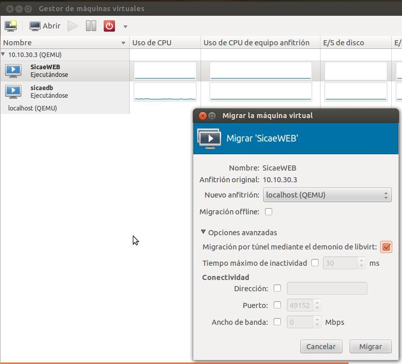 Libvirt + QEMU + KVM vs VMware