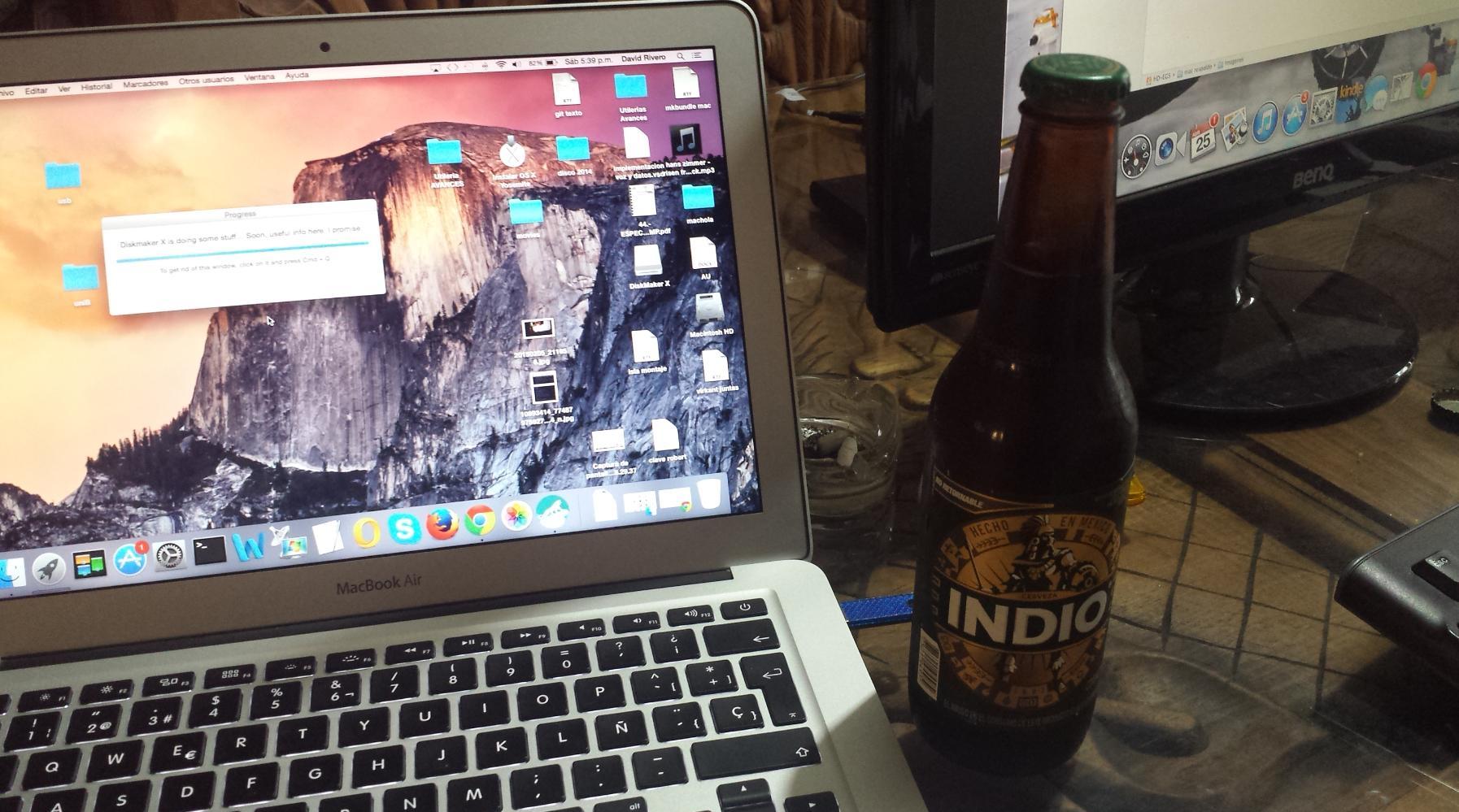 Ubuntu en MackBook Air sin BootCamp