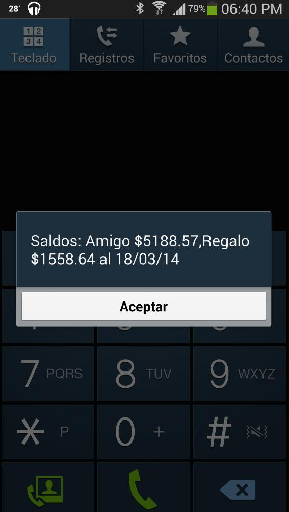 Paquete 200 Telcel