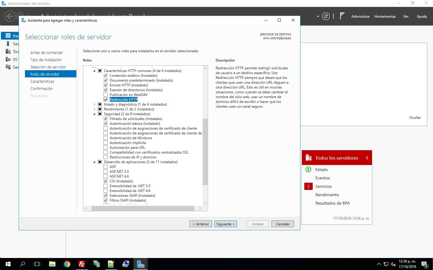 Windows Server 2016 – migrando sitios de Apache y Nginx a IIS 10 ...